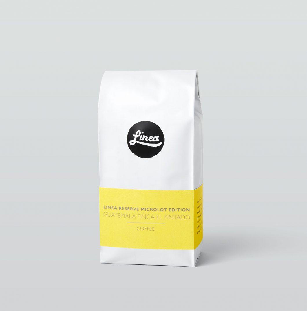 Linea Caffe Guatemal Finca el Pintado Coffee