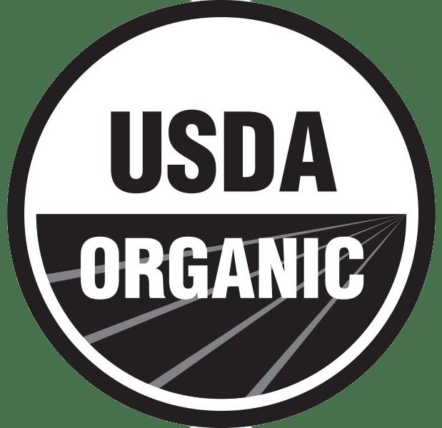 USDA Organic Badge