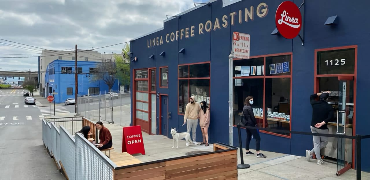 customers outside Linea